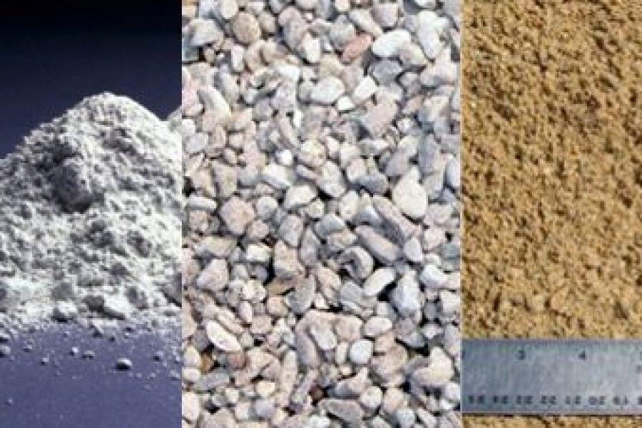 Concrete ≠  Cement