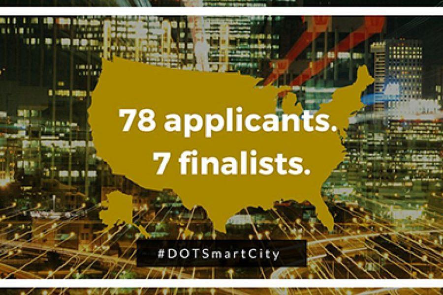 Austin a Finalist in Smart City Challenge