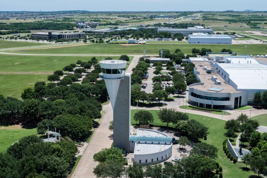 Fort Worth Alliance Airport Wildlife Hazard Assessment