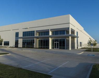 Westport 18 & 19 Industrial Site Design